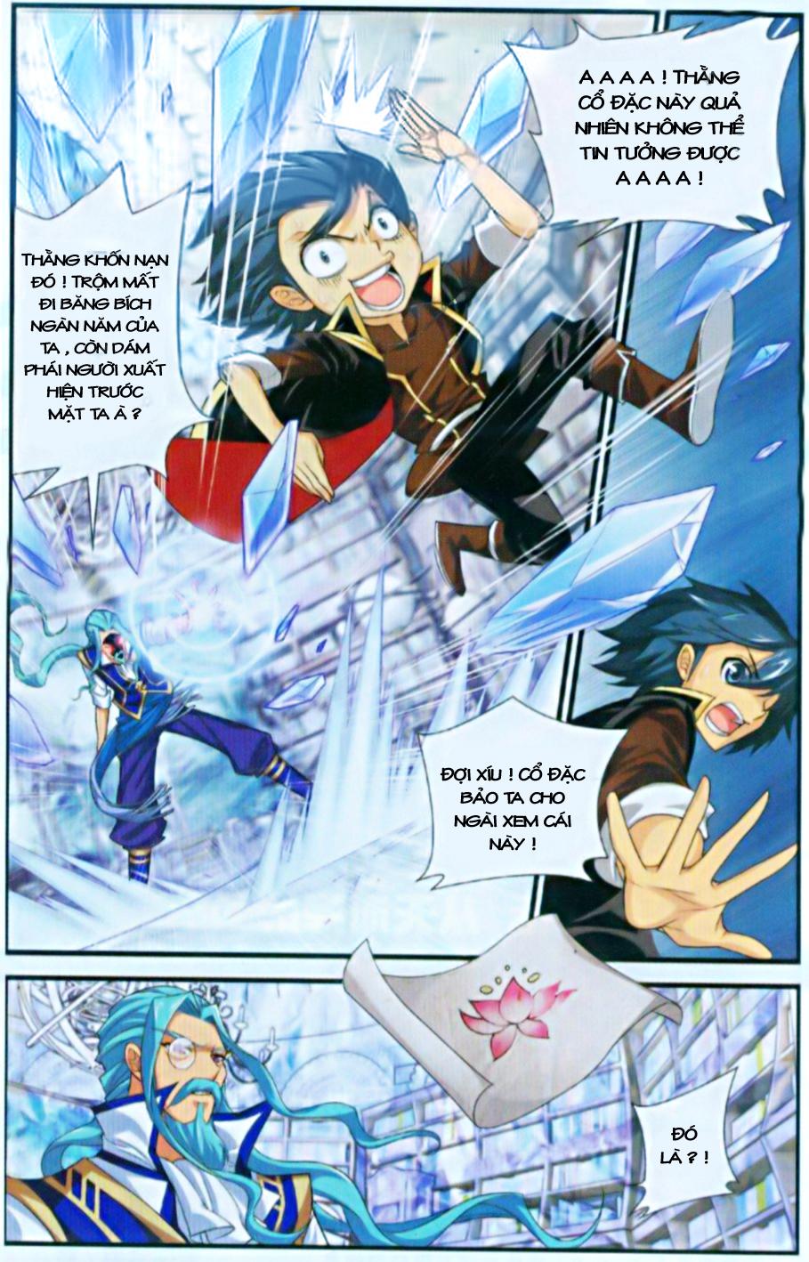 Đấu Phá Thương Khung chap 38 page 25 - IZTruyenTranh.com