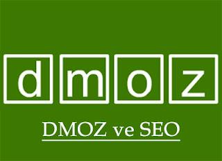 Blogger Seo - DMOZ Dizini ve Faydaları
