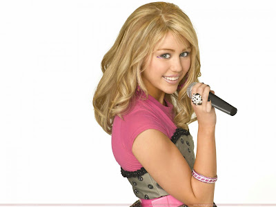 Miley Cyrus Wallpaper in Hannah Montana