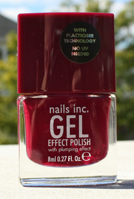 Nails Inc. Gel Effect Polish in Kensington High Street