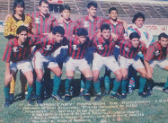 Club Atlético Tembetary - Paraguay 1995