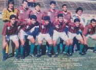 Club Atlético Tembetary - Paraguay 1995