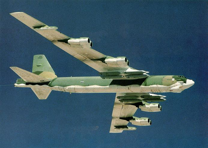 B 52 Cool Jet Airlines: B-5...