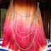 A pink haj debütálása