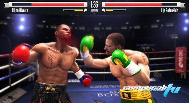 Real Boxing PC Full Español
