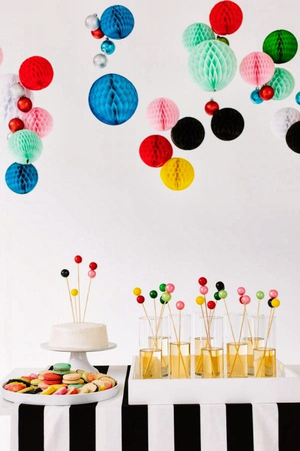 Innovative Event Ideas: Colorful Lanterns and Table Decor