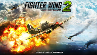 download Game FighterWing 2 Flight Simulator Mod Unlimited Money