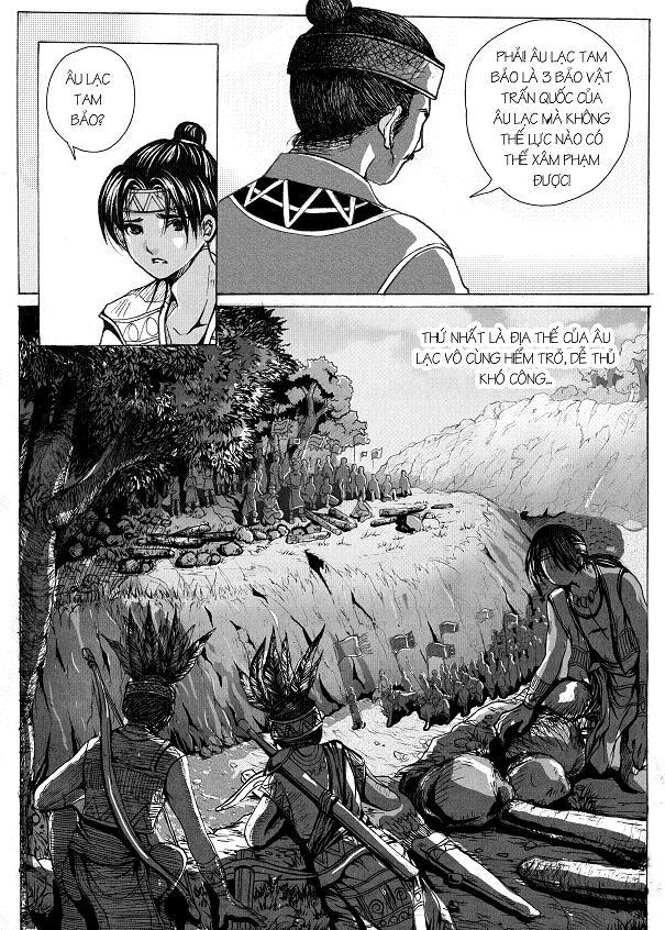 Anh Hùng Lĩnh Nam chap 1 - Trang 18
