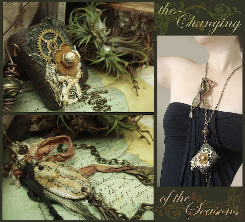 book jewelry steampunk