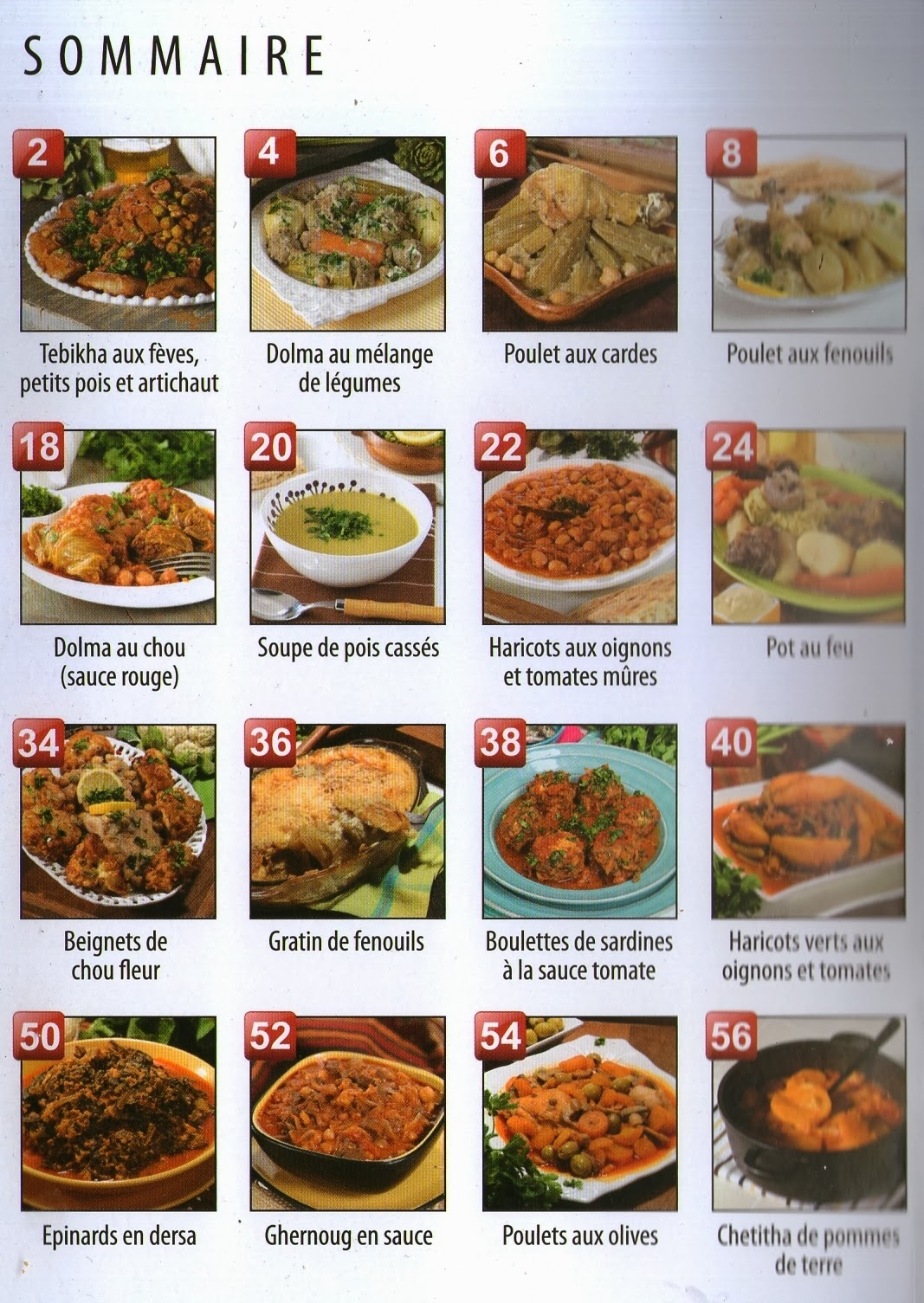 la cuisine alg 233 rienne samira plats economiques 1