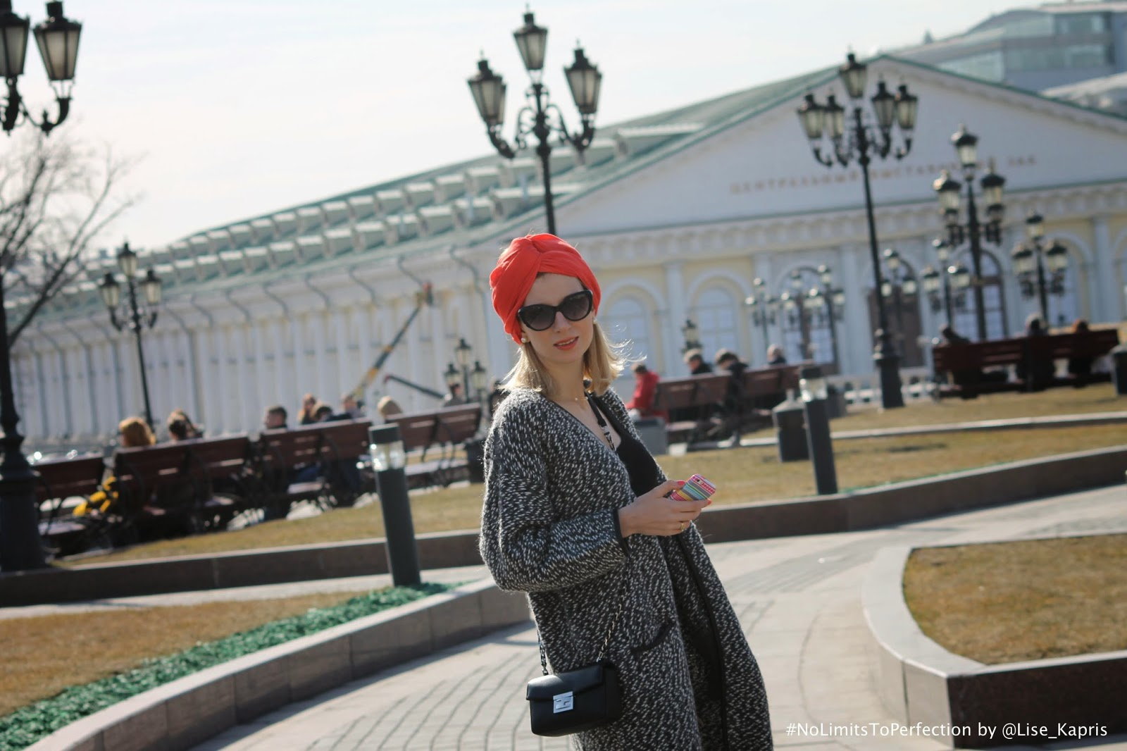 Russian fashion bloggers