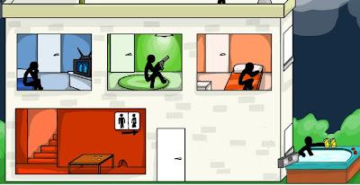 Click Death Motel walkthrough.