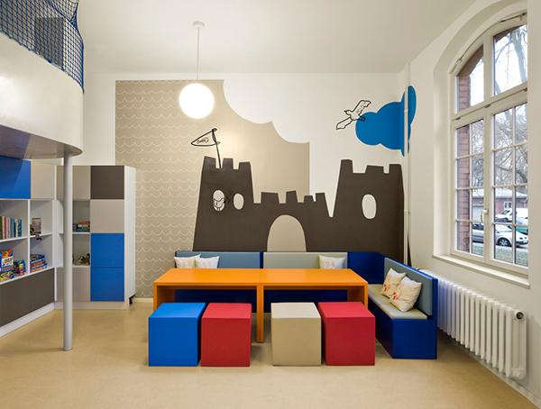 Bell sima habitaci n infantil de dise o para la sala de un - Diseno habitacion infantil ...