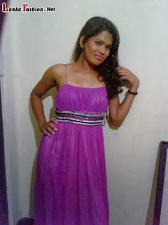 Ayesha madushani purple