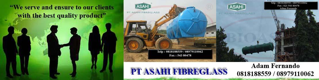 Septic Tank Fibreglass | PT Asahi Fibreglass | septictank