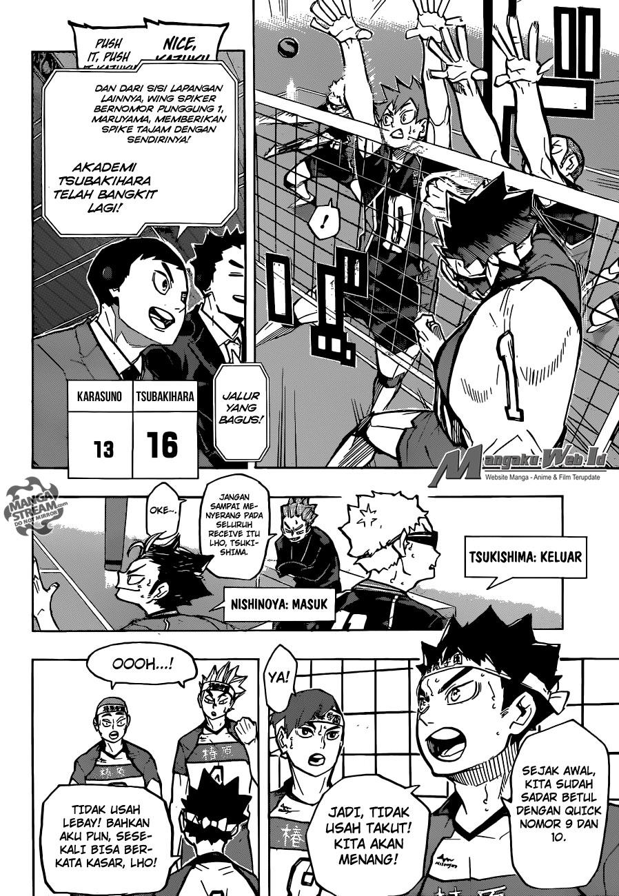 Haikyuu!! Chapter 235-6