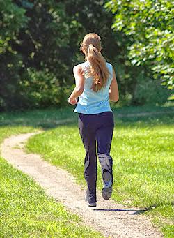 Caminhadas reduz cancer de mama