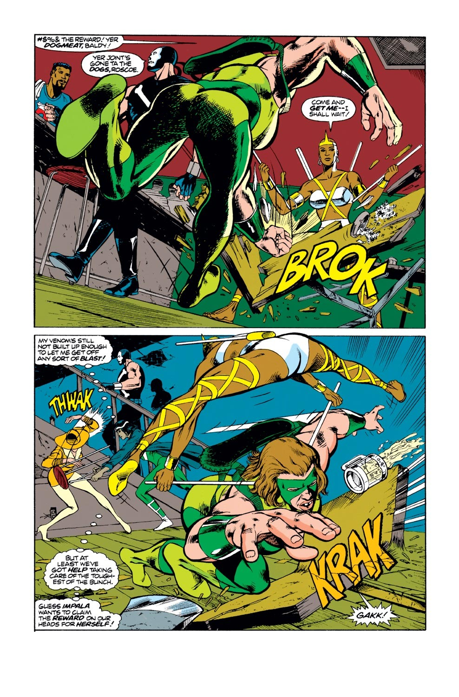 Captain America (1968) Issue #395 #328 - English 22
