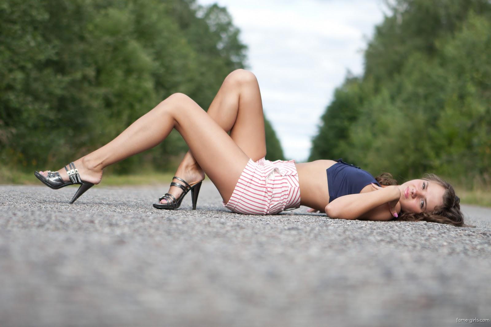 No Nude Models: Fame-Girls - fg-san143: ninfabi.blogspot.hk/2011/12/sandra-fg.html