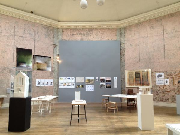 Describing Architecture at the City Assembly House, image by Orla Murphy