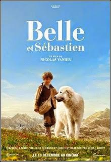 Belle et Sébastien Legendado