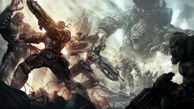 Ilustraciones de Gears of War 3