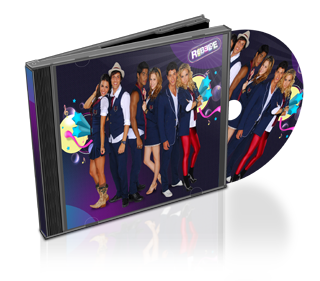 Download CD Trilha Sonora Novela Rebelde 2011