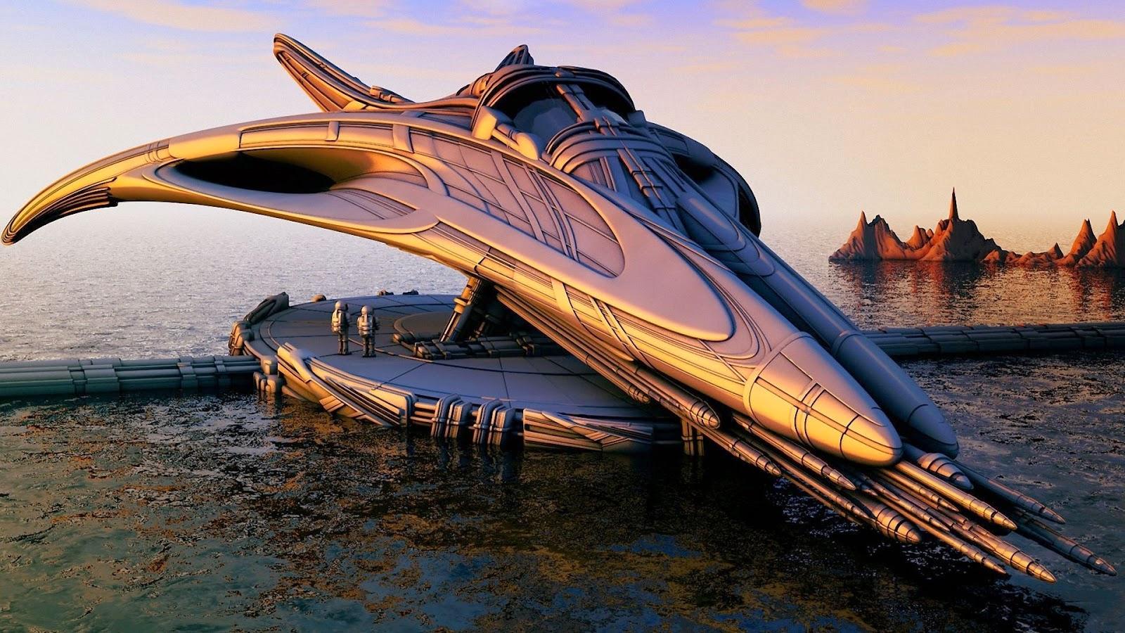 سفينة الفضاء