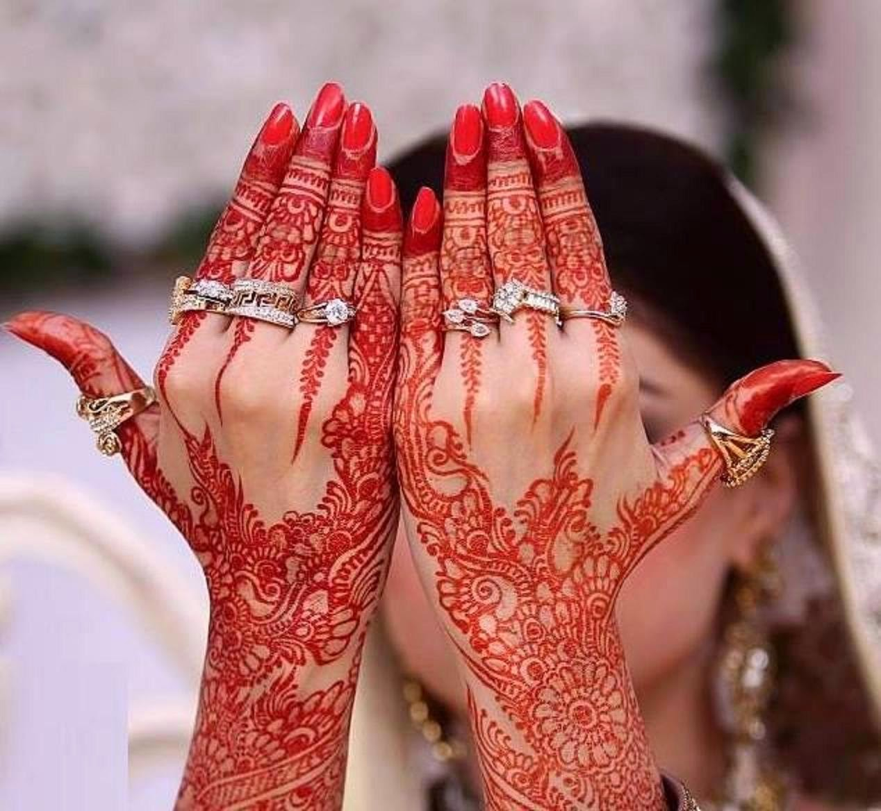 25 Beautiful Punjabi Mehndi Designs Mehandi Designs