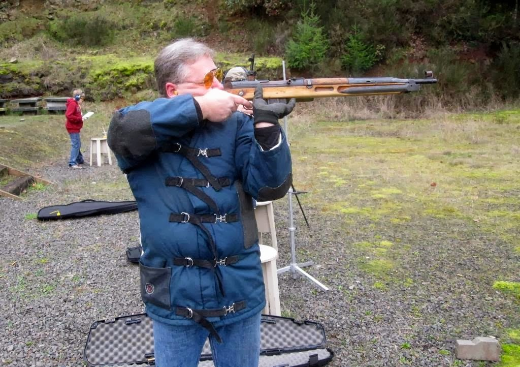 Vintage Military Rifle and Pistol Competition