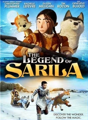 A Lenda de Sarila – Legendado (2013)