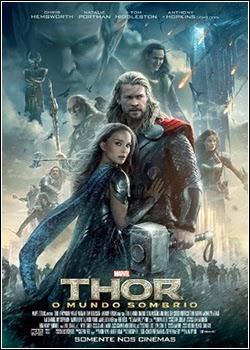 Baixar Thor 2 – O Mundo Sombrio – BDrip – Dual Áudio