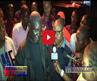 Chaka Kongo a regretter comportement ya ba artistes congolais na arrivée ya corps ya BABIA SHOKORO
