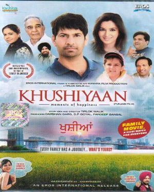 Khushiyaan 2011 Hindi 480p WEB-DL 350mb