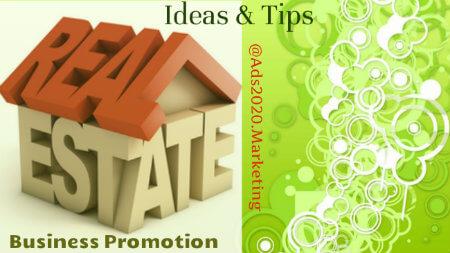 property advertising ideas