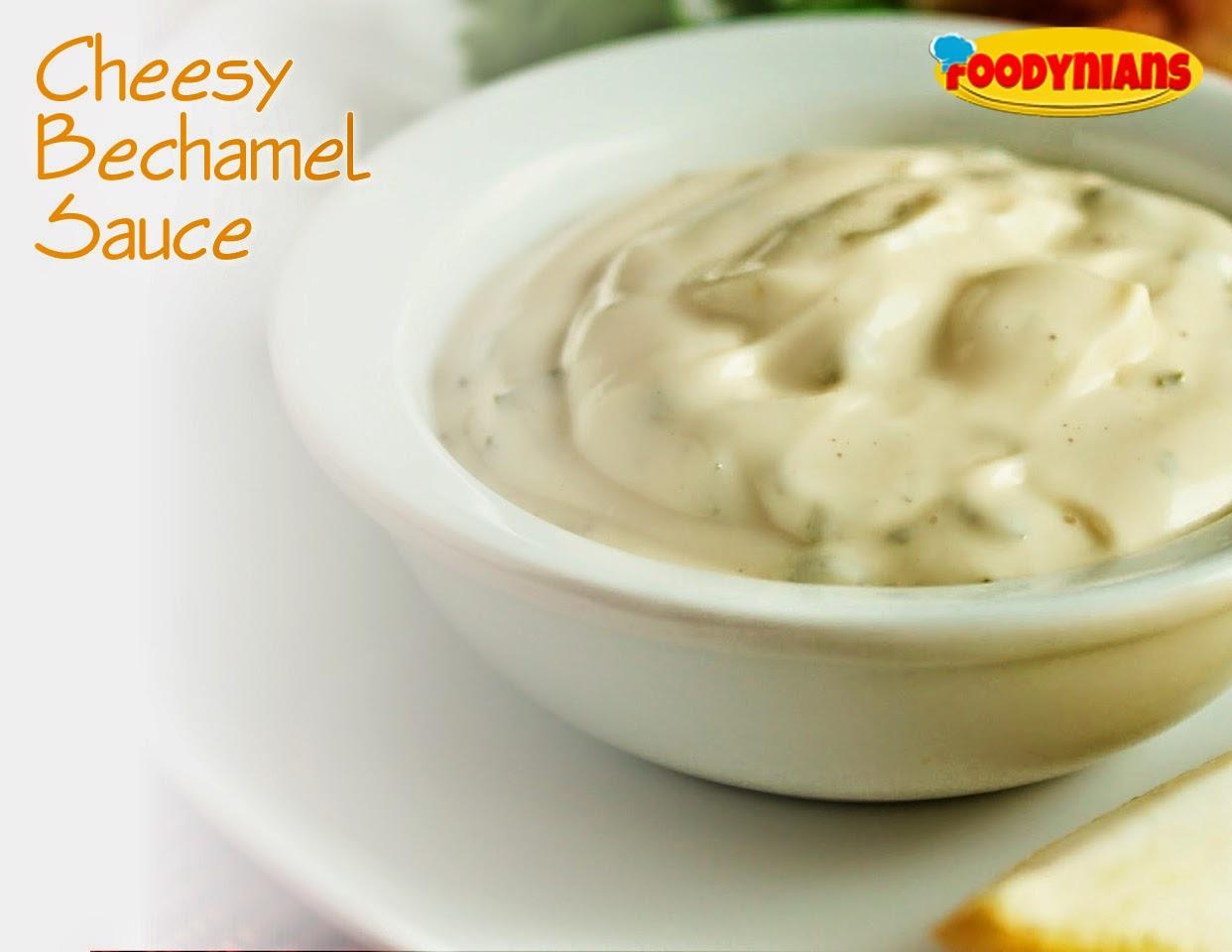 cheesy-bechamel-sauce