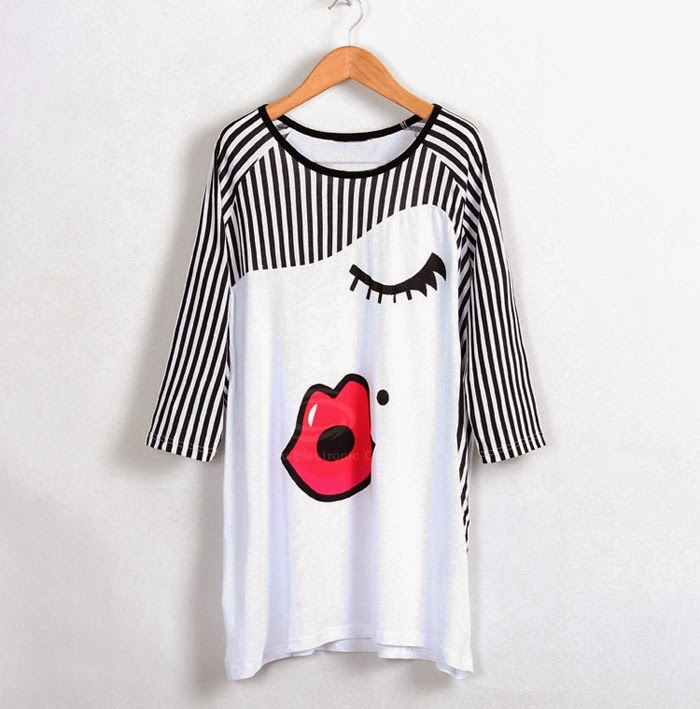 http://www.rosewholesale.com/cheapest/stylish-lips-printing-stripe-blocking-4652.html