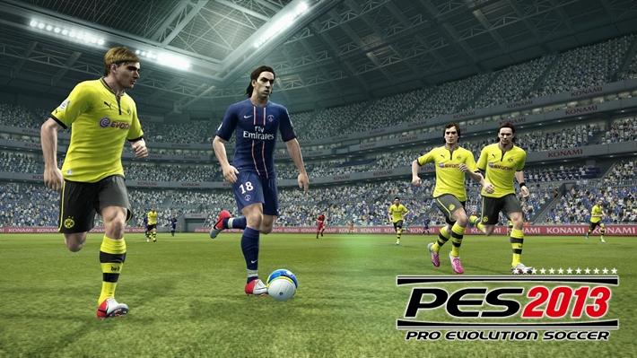 Atualização 4.0 do PES 2013 chega no dia 7 de Março; PSG será atualizado