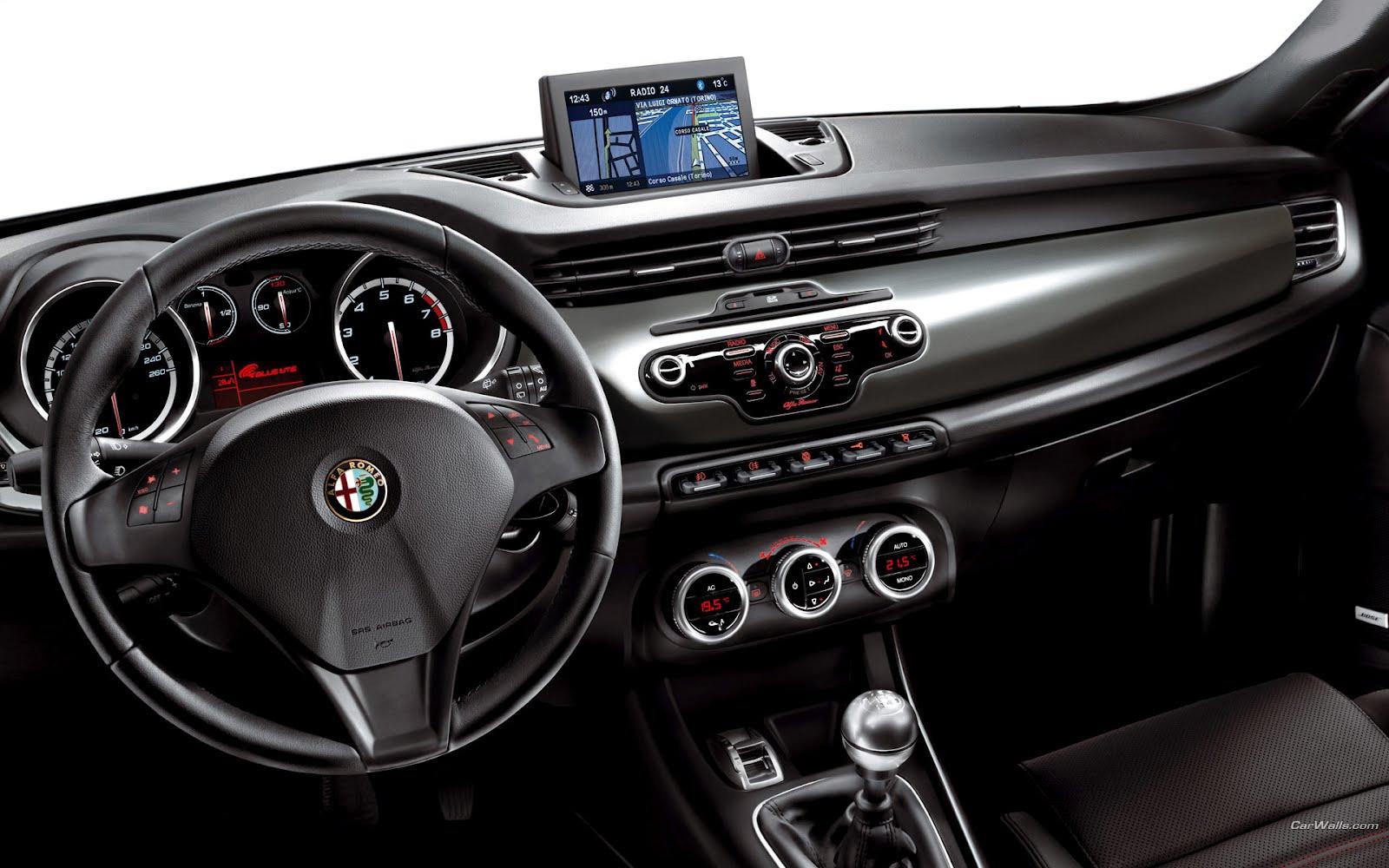 Alfa Romeo Guilleta, HD Wallpaper