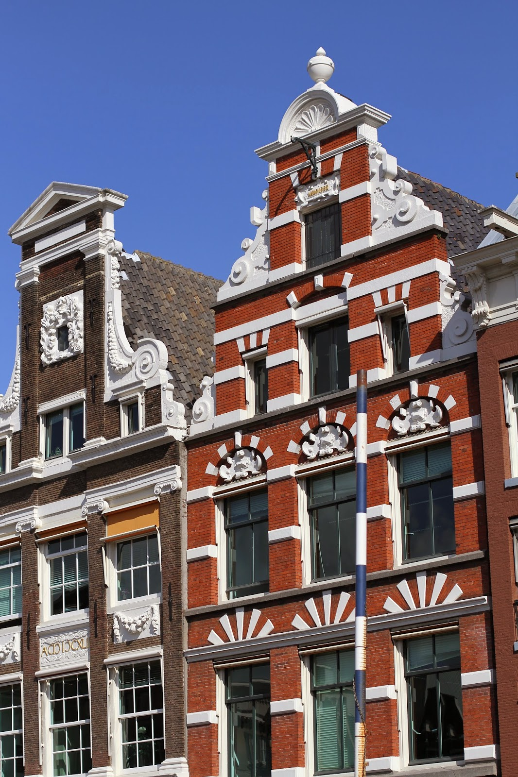 старый город Амстердама