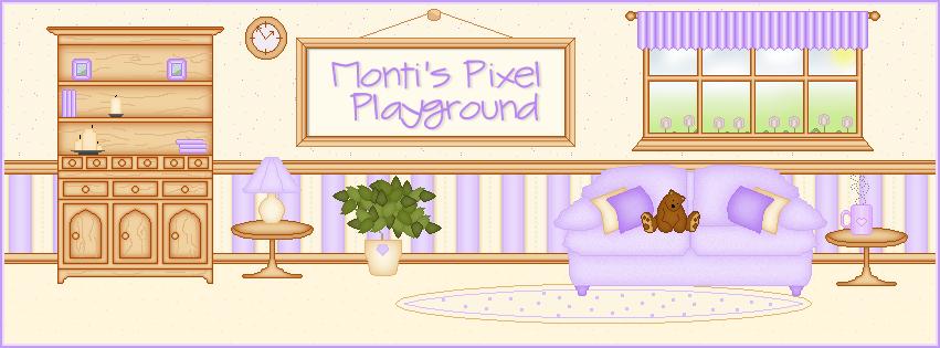 Monti's Pixel Playground
