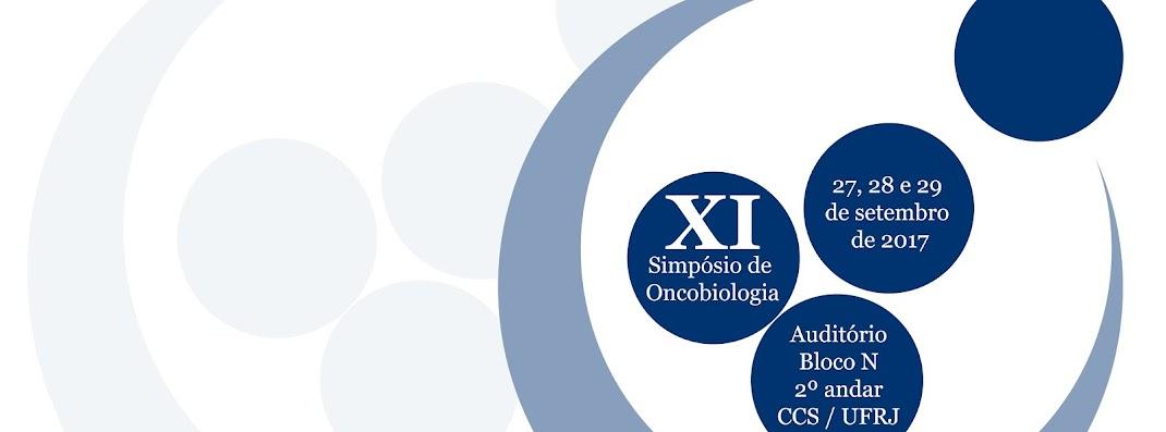 XI Simpósio de Oncobiologia - 2017