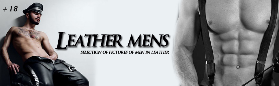 .::Leather Mens::.
