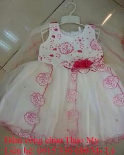Đầm công chúa giá rẻ