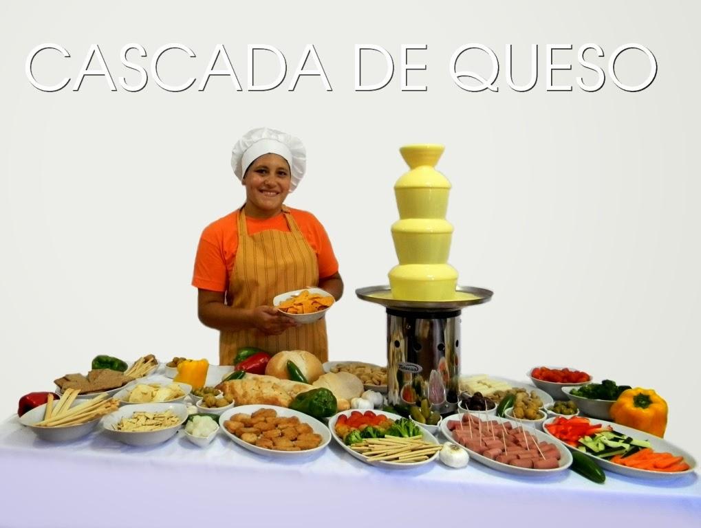CASCADA FONDUE DE QUESO