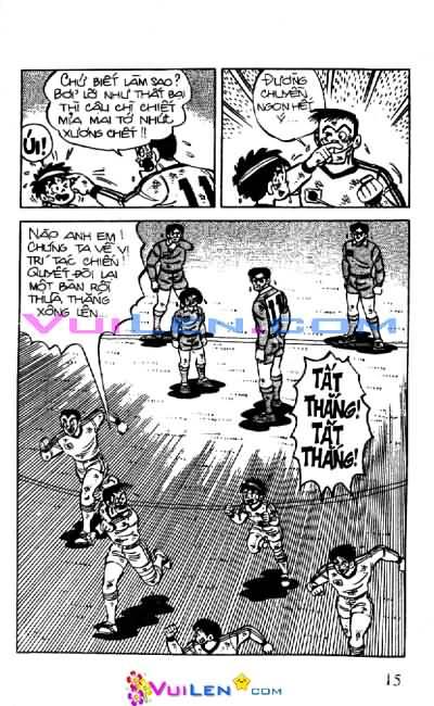 Jindodinho - Đường Dẫn Đến Khung Thành III  Tập 17 page 15 Congtruyen24h