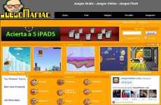 JuegoManiac: juegos en flash online gratis