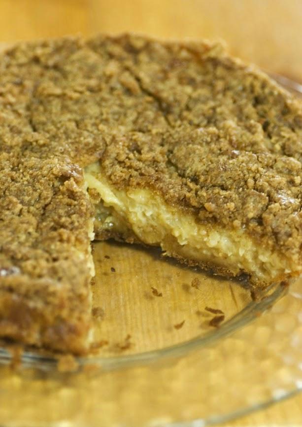 עוגת תפוחים פשוטה וקצת אחרת