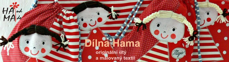 ♥     Dílna Hama    ♥
