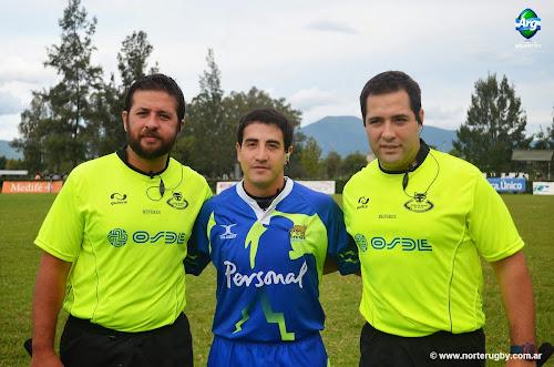 Martín Molina - Mauricio Escalante - Iñaki Barraguirre